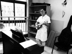 感受陕西省首个音乐治疗室 开一剂叫音乐的药